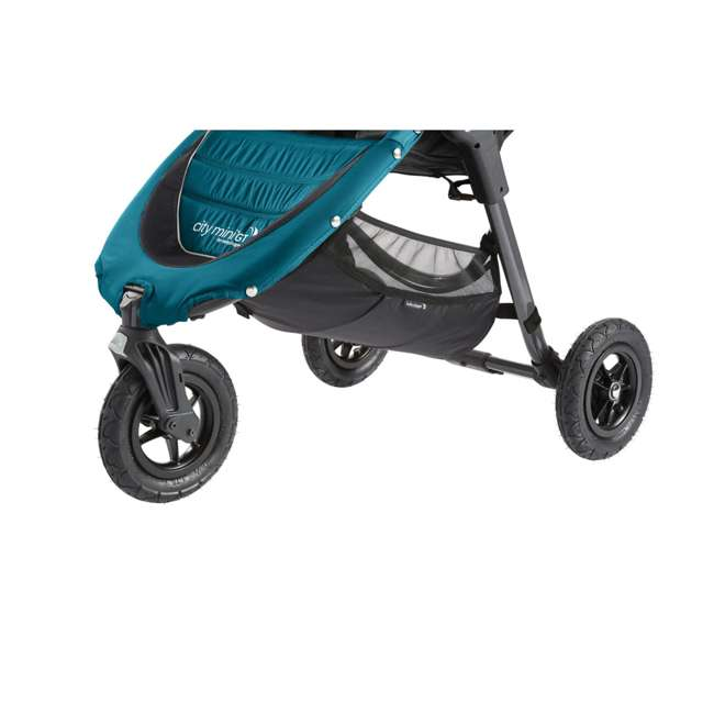 Baby Jogger City Mini Gt Folding Travel Stroller Teal