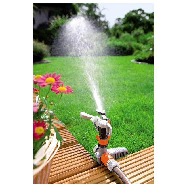 GARD-8136-U Gardena Pulsating Lawn and Garden Sprinkler On Spike 1