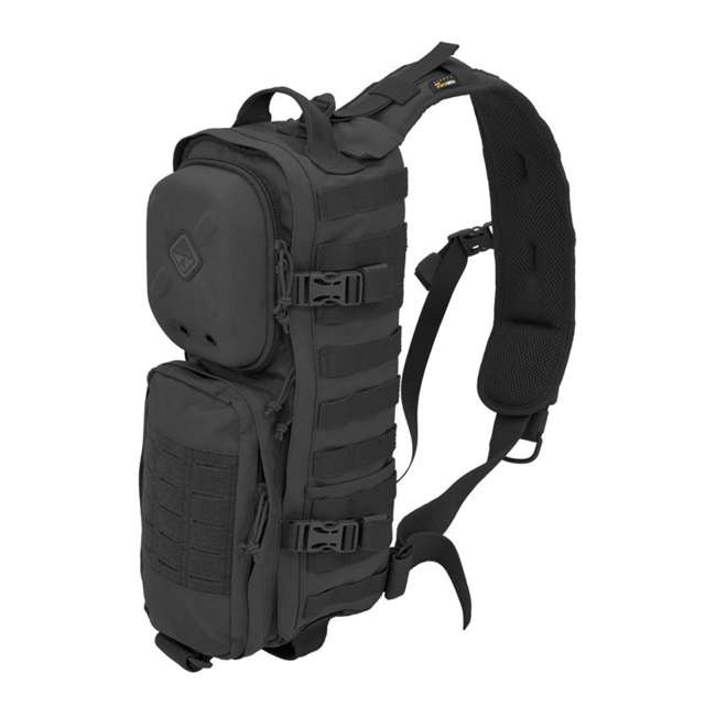 BS-PB17-BLK-U-B Hazard 4 Plan B Sling Thermo Cap Go Bag Backpack Sling Pack, Black (Used)
