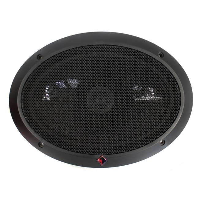 P1692 Rockford Fosgate P1692 6x9-Inch 150W 2 Way Coaxial Speakers (Pair) 1