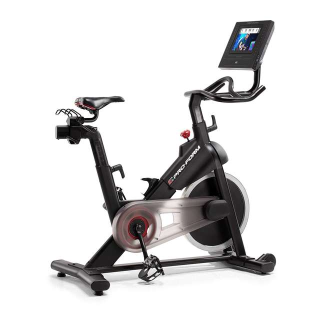 PFEX16718 ProForm SMART Power 10.0 Cycle with HD Touchscreen Display, Black