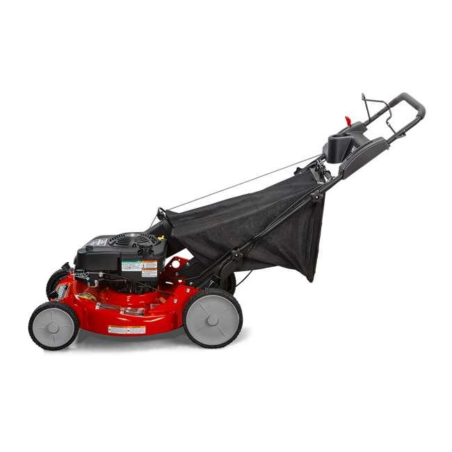 MOW-7800979-U-C Snapper HI VAC 21 Inch ReadyStart Push Walk-Behind Bag Lawn Mower (For Parts) 1