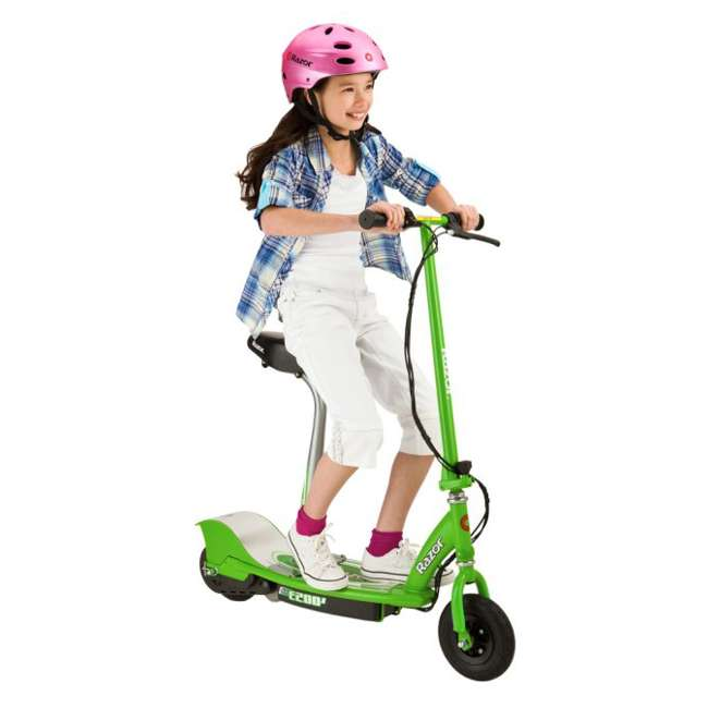 13112730 Razor E200S Electric Scooter (Green) | | 13112730 1