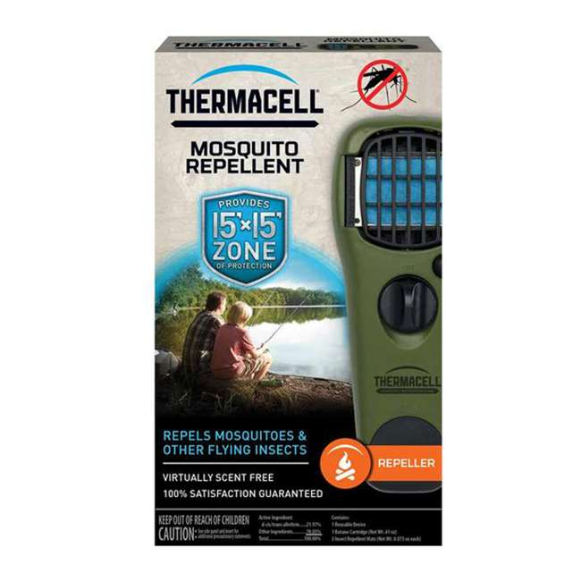 MRGJ Thermacell MR150 Portable Mosquito Repellent 2