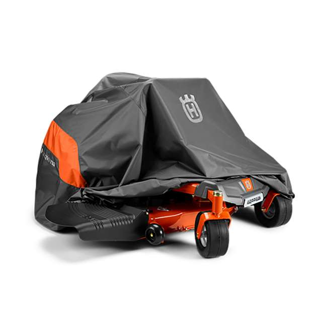 Husqvarna Lawn Tractor Cover : Husqvarna zero turn riding lawn mower cover