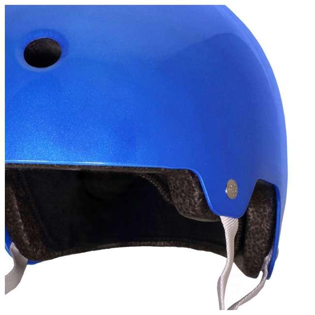 6 x T8-3070 Triple 8 Dual-Certified Skate and Bike Helmet with EPS Liner, Small/Medium (6 Pack) 4