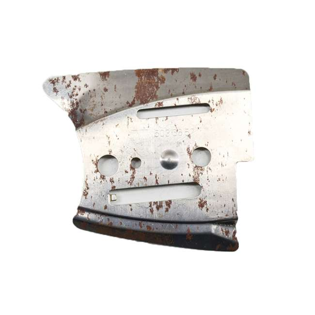 HV-PA-503665701 Husqvarna 503665701 Genuine Guide Plate Replacement Part for Chainsaw Model 395