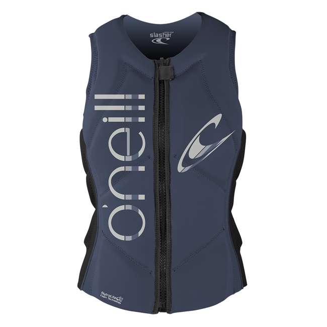 4531-ET7-10 Womens Slasher Waterskiing/Wakeboarding Vest, Size 6