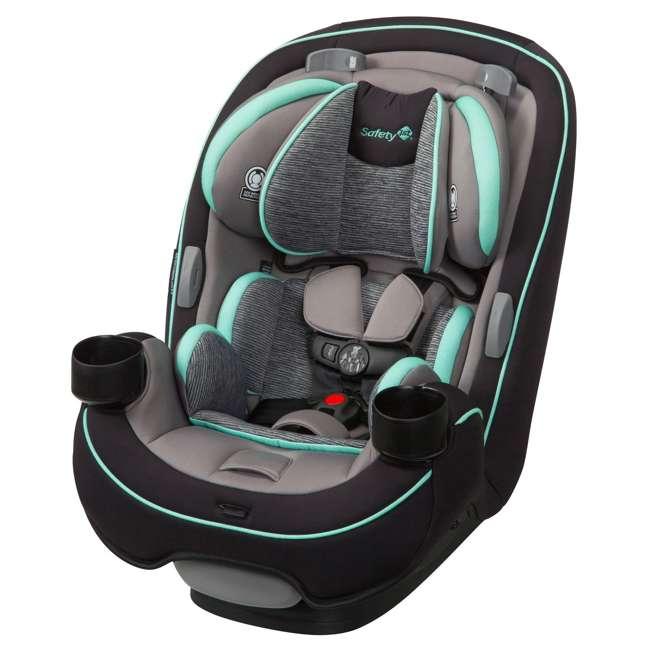 CC138EHW Safety 1st Grow & Go EX Air 3-in-1 Car Seat, Aqua Pop