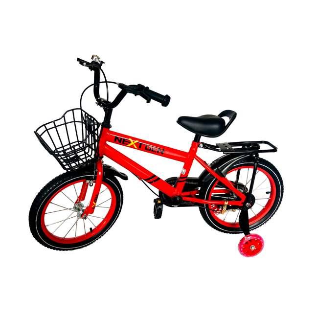 14BK-R NextGen Coordination Bike with Training Wheels, Red