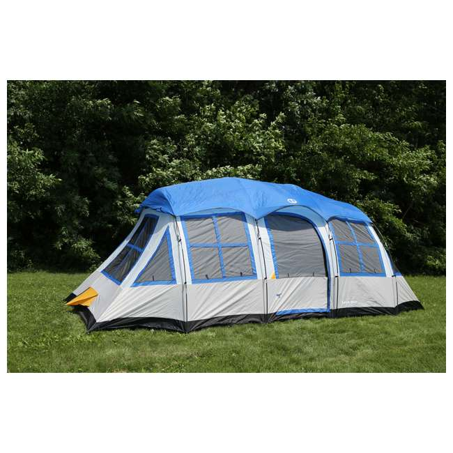 DT201080-1 Tahoe Gear Prescott 12 Person 3-Season Family Cabin Camping Tent - Open Box 2