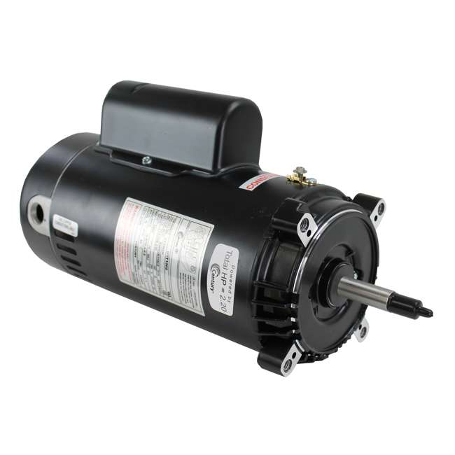 UST1202 A.O. Smith Century C-Face Up-Rated Replacement Pool Motor | UST1202 (2 Pack) 1