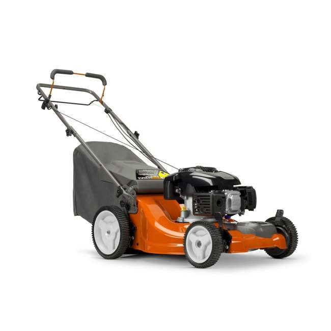 HV-WB-961480061 + HV-TOY-589289601 Husqvarna Front Wheel Drive Self Propelled Gas Lawn Mower + Kids Toy Lawn Mower 1