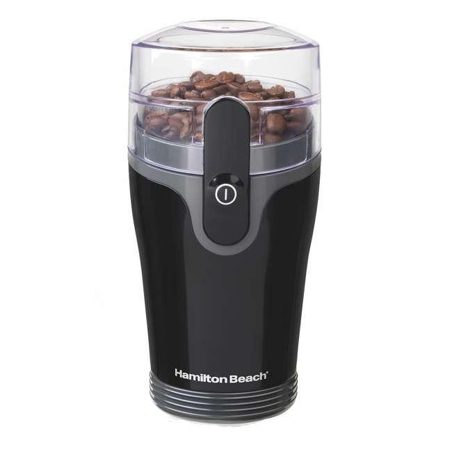 49976 + 80335R Hamilton FlexBrew Coffee Maker w/ Hamilton Beach Coffee Grinder 2