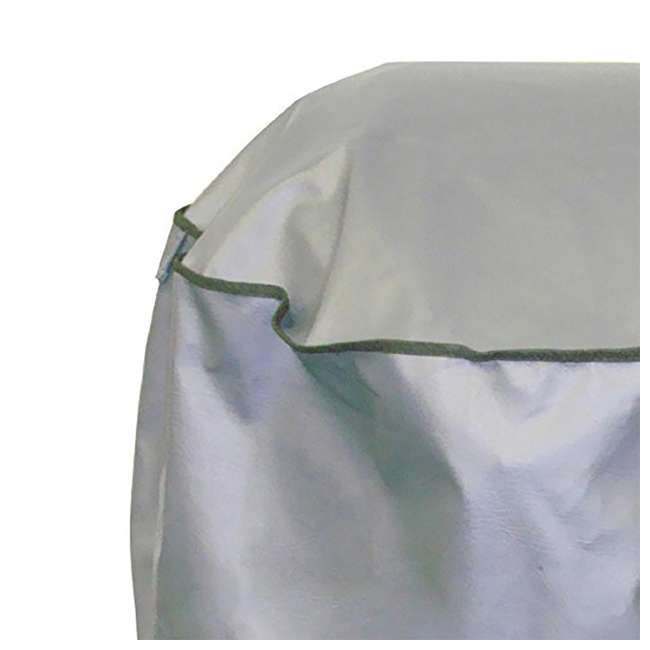 12 x 8875194 Char-Broil Big Easy Smoker Roaster & Grill Cover (12 Pack) 3