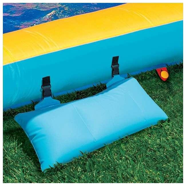 90330 Banzai Inflatable Surf Rider Aqua Park 3