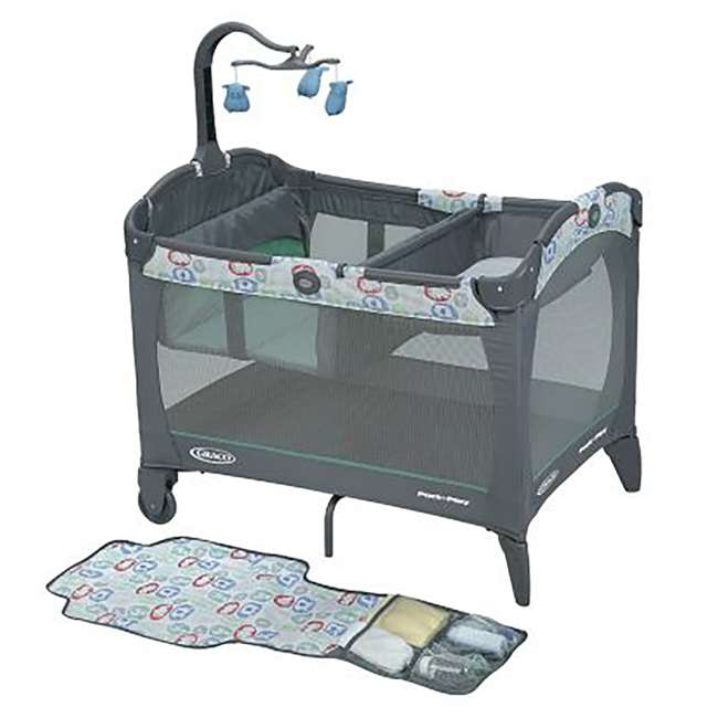 0800aace3e83 1965306 Graco Pack  n Play On The Go Playard - Nyssa