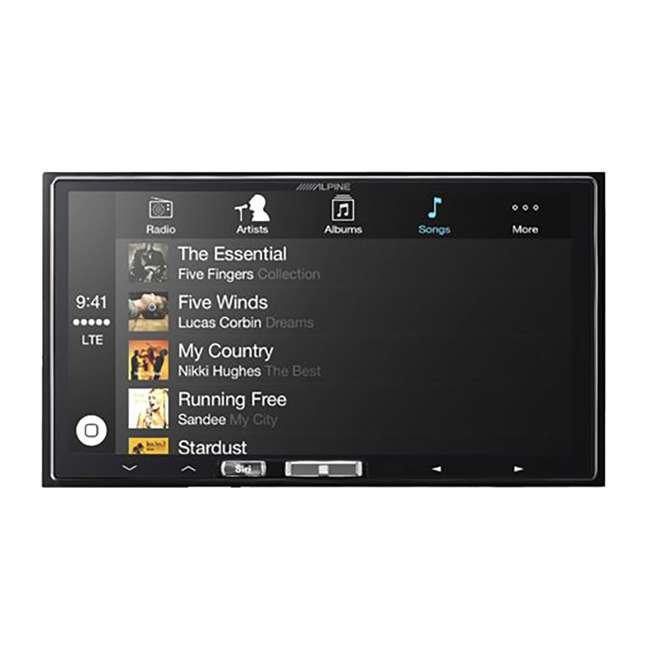 iLX-107 Alpine iLX-107 7-Inch In-Dash Wireless Apple CarPlay Receiver 2