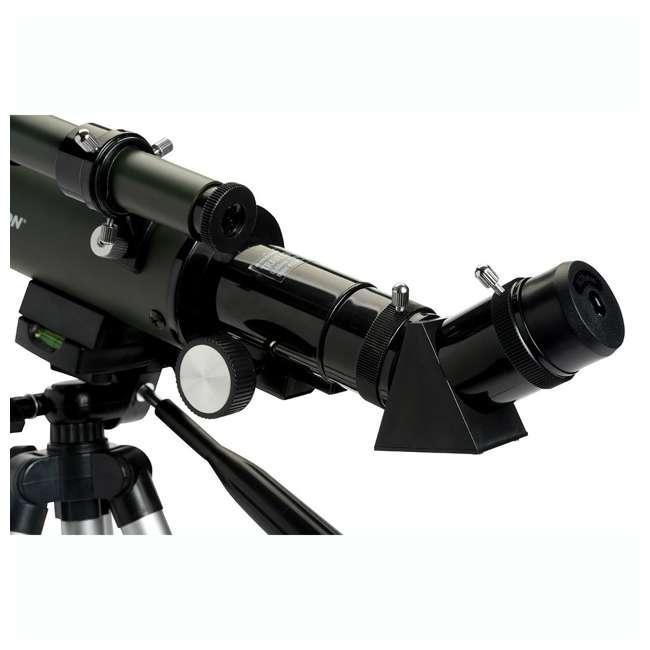 4 x 22005 [Copy 1] Celestron TravelScope 60AZ 60x 700mm Telescope, Silver (4 Pack) 7