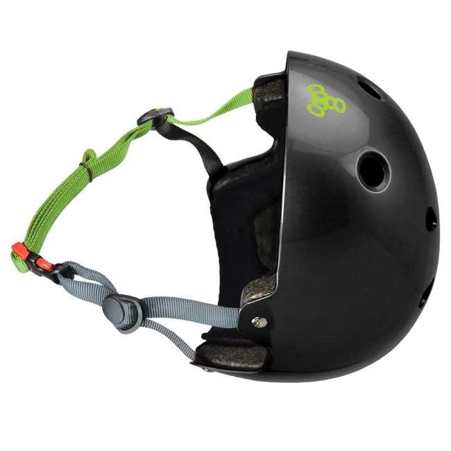 6 x T8-3048 Triple 8 Dual Certified Skate Bike Helmet, L/XL (6 Pack) 2