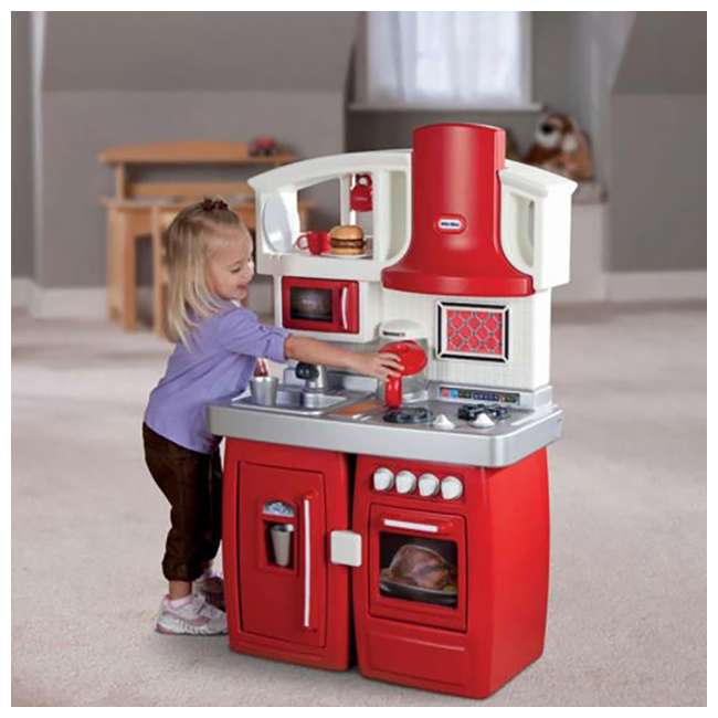 626012MP Little Tikes Cook 'n Grow Kitchen Play Set 5