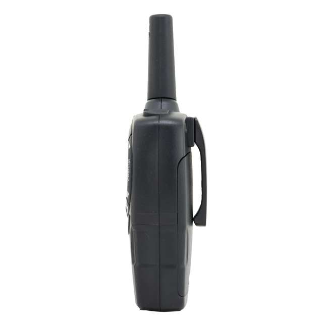 CXT235-2 + 2 x GA-EBM2-BULK Cobra CXT225 20 Mile Gmrs/frs 2-Way Radio Walkie Talkies (2 Pairs) + Headsets (4) 4
