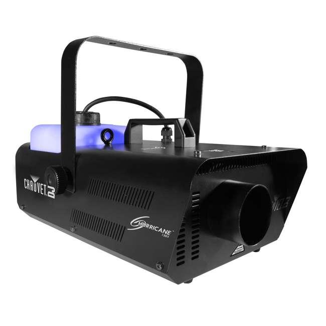 H1301 Chauvet Hurricane Pro Smoke Fog Machine with Wired Remote 1