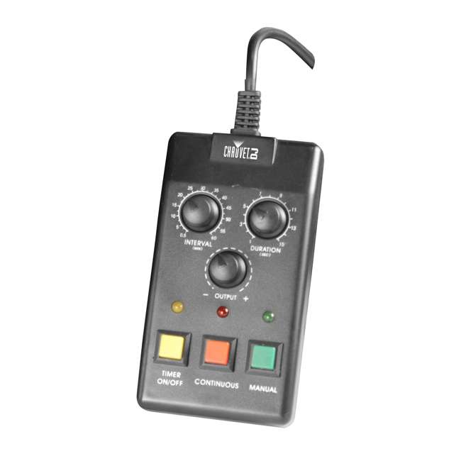 FC-T-U-B Chauvet DJ FC-T Remote Timer for Hurricane H1300 H1100 H901 Fog Machine (Used)
