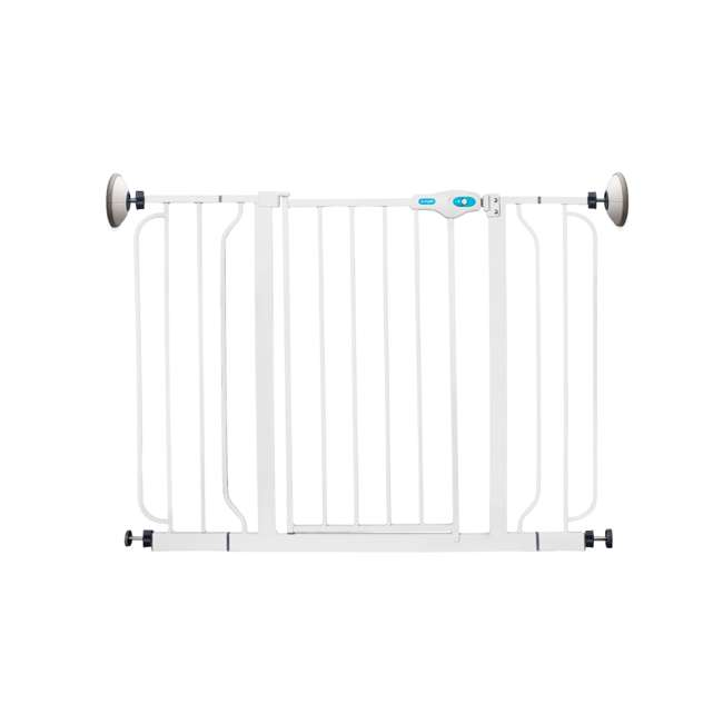 1158 DS Regalo Extra Wide Span 56-Inch Walk Through Baby Gate