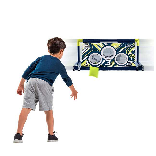 60173 Franklin Sports Runaway Bean Bag Toss Moving Sport Game 2