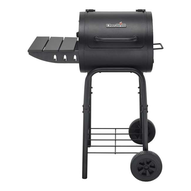 char broil american gourmet 18 inch charcoal grill 17302054. Black Bedroom Furniture Sets. Home Design Ideas