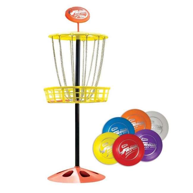 3 x 51091 Wham-O Mini Frisbee Golf Set (3 Pack) 1