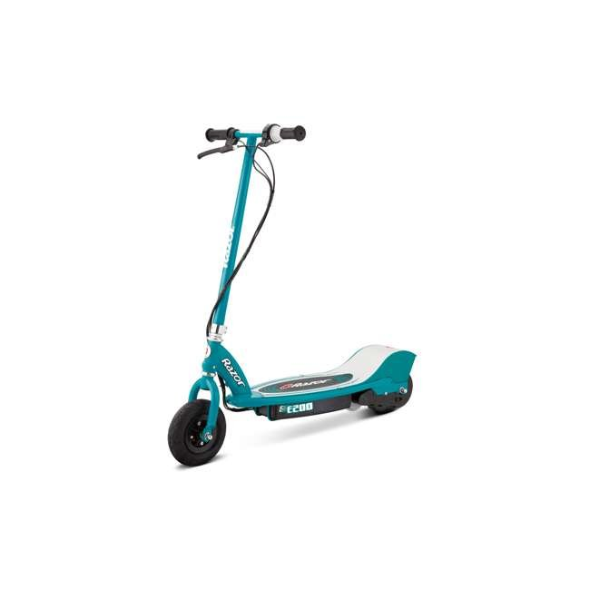 Razor E200 Electric Scooter - Teal : 13112445