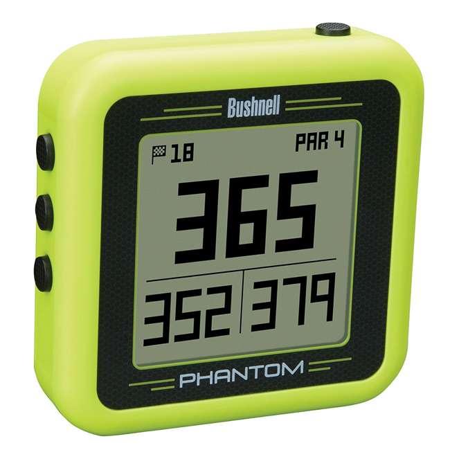 BGOLF-368824 Bushenell Golf Golf Ball GPS, Phantom Green (2 Pack) 2