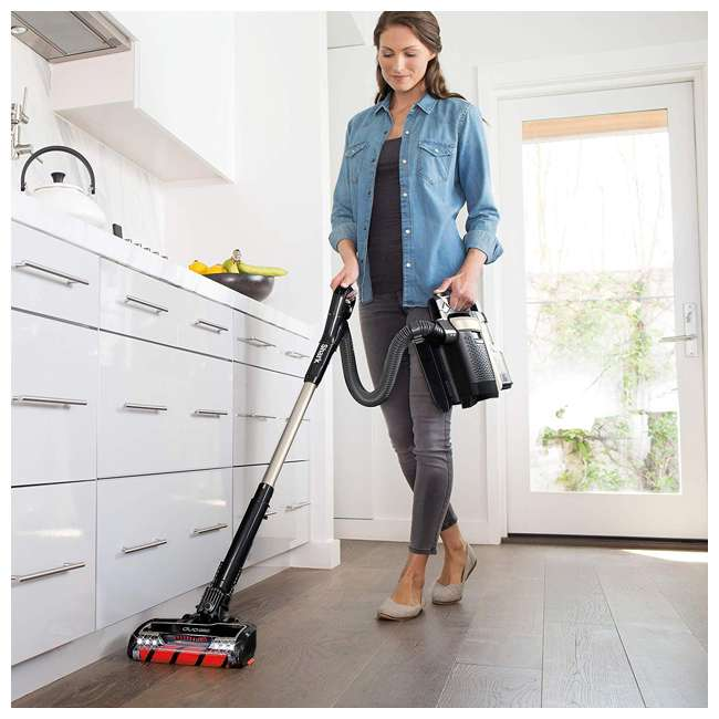 IC162-RB Shark ION P50 Lightweight Powered Lift-Away DuoClean Cordless Upright Vacuum 3