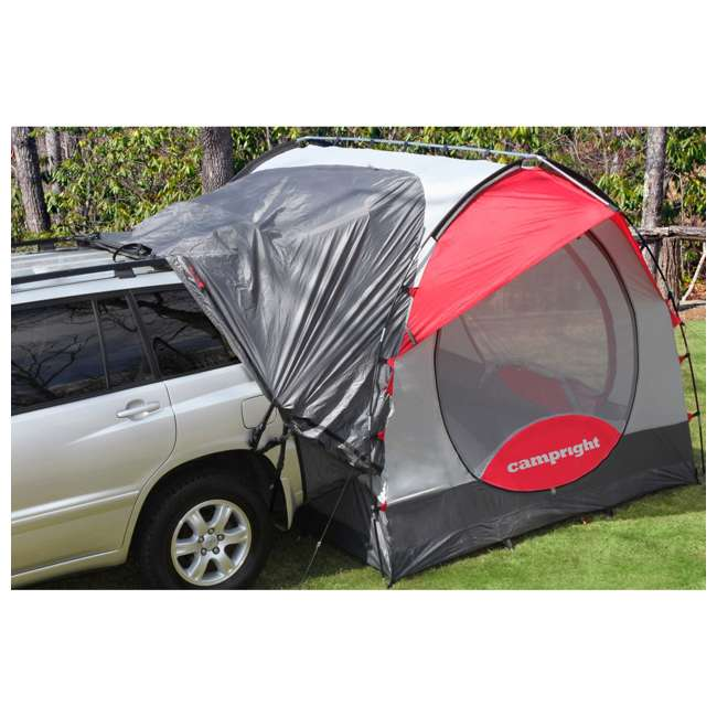 Rightline Gear C&right SUV C&ing Tent | 110905  sc 1 st  VMInnovations & Rightline Gear Campright SUV Camping Tent | 110905 : SUVTENT