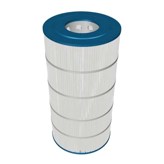 3 x CCX1000RE Hayward 100 Square Foot Replacement Swimming Pool Filter Cartridge (3 Pack) 1