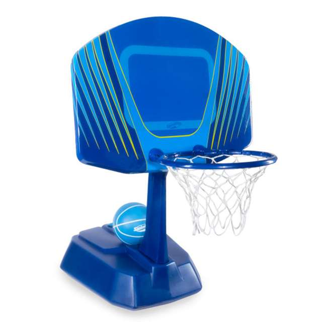 6043634-SW SwimWays Wet Net Swimming Pool Basketball Set 1
