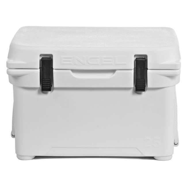 ENG25-OB Engel 25 High-Performance Roto-Molded Cooler, White (Open Box) 4