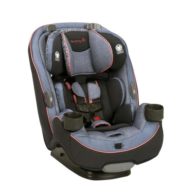 CC138DDO Safety 1st Grow and Go 3-in-1 Convertible Car Seat, Pink Lindy