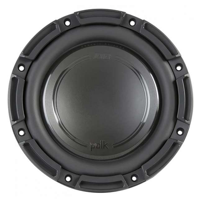DB842-SVC Polk Audio DB+ 8 Inch 750 Watt 4 Ohm SVC Marine, ATV & Car Subwoofer