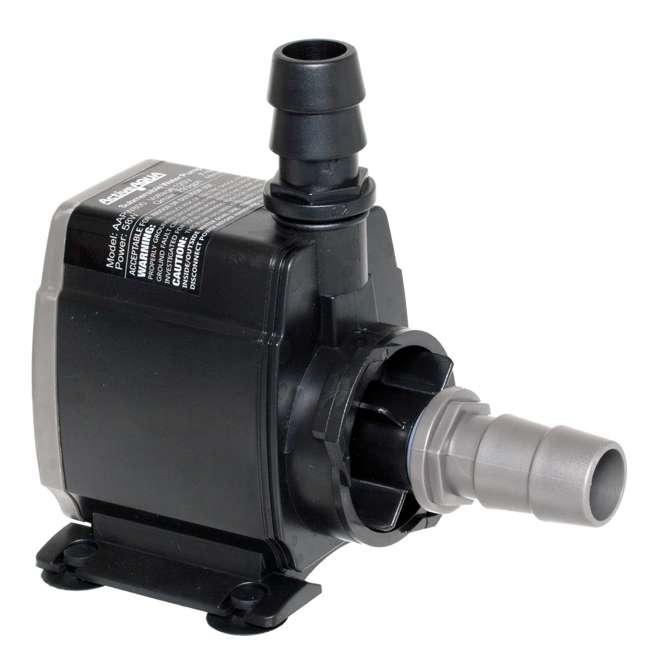 AAPW550-U-A Active Aqua 550 GPH Hydroponic Aquarium Pump (Open Box) 2
