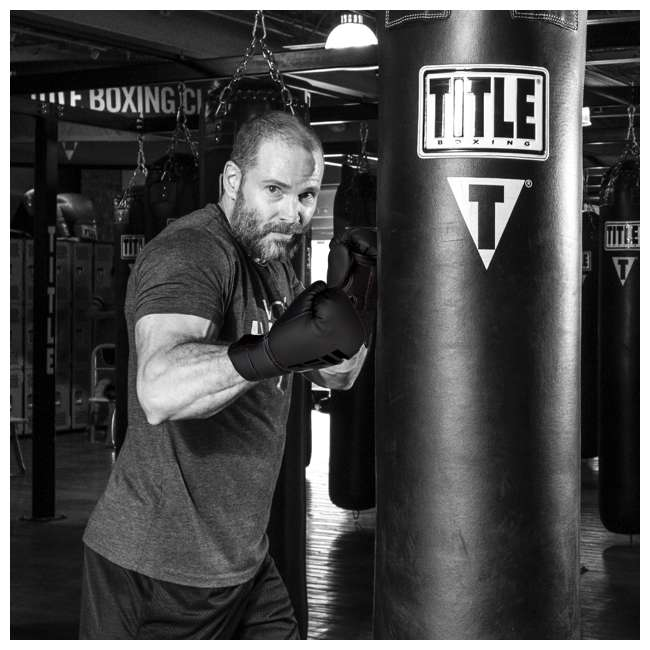 14434P-010716-BXGGLV16 Century Martial Arts UFC Men's 16 Oz Boxing Gloves, Black (2 Pack) 5