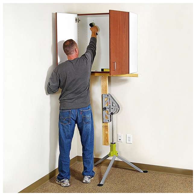 Portable Garages That Stand Up To Winter : Rockwell jawstand xp portable work support stand rk