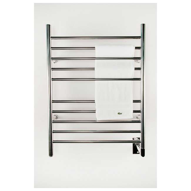 RWH-SP [Copy 1] Amba Radiant Hardwired Straight Electric Towel Warmer (OPEN BOX) 2