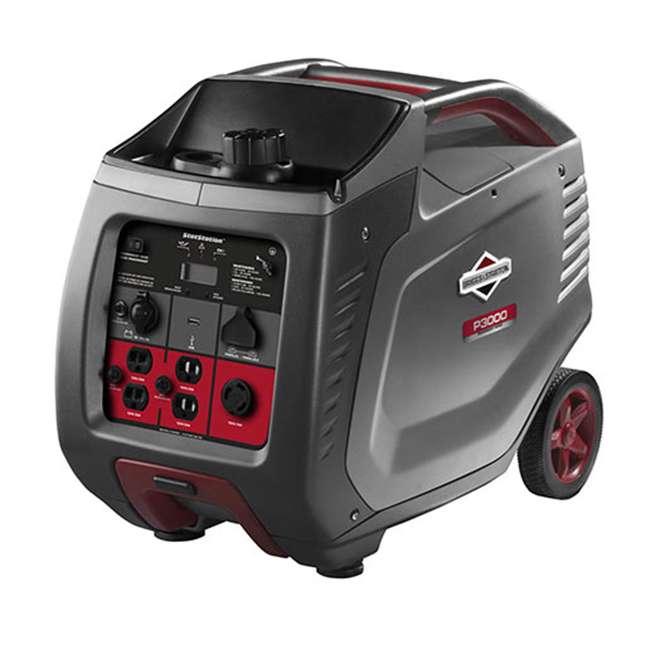 GEN-30545-U-A Briggs & Stratton 30545 P3000 Portable 3000-Watt Inverter Generator (Open Box)