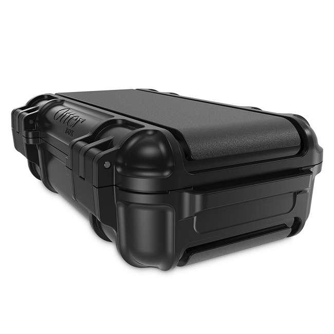 77-54442 OtterBox 3250 Series 0.9 Liter Small Lockable Waterproof Storage Drybox, Black 2