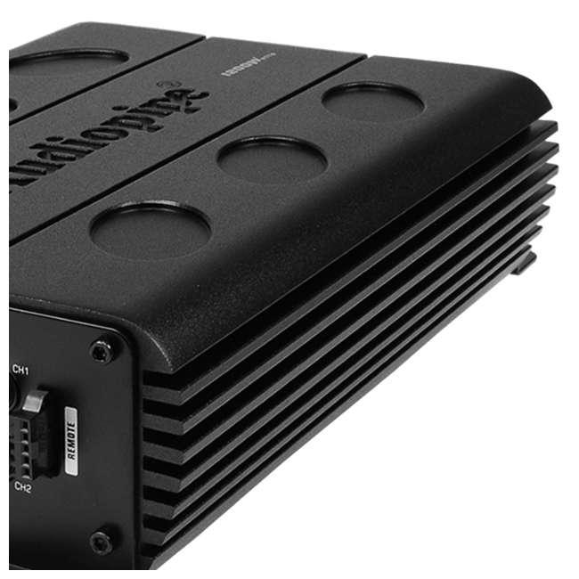 APMI-4080 Audiopipe APMI-4080 Mini 1200-Watt 4-Channel Amp (2 Pack) 5