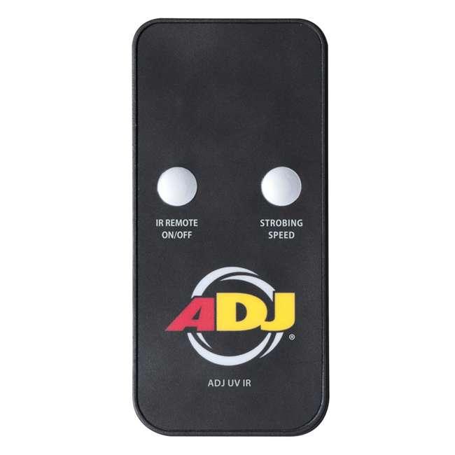 ECO-UVBAR-50-IR (2) American DJ Eco UV Bar 50 IR LED Light Fixtures w/ Remotes 3