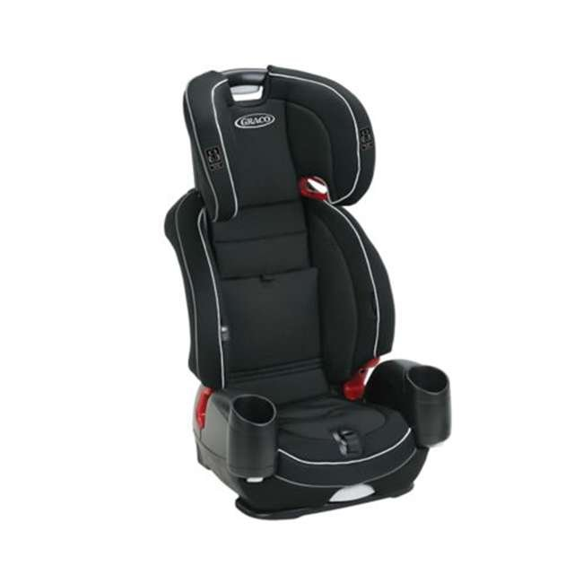 2048739 Graco 2048739 Nautilus SnugLock LX 3-in-1 Convertible Booster Car Seat, Codey 2
